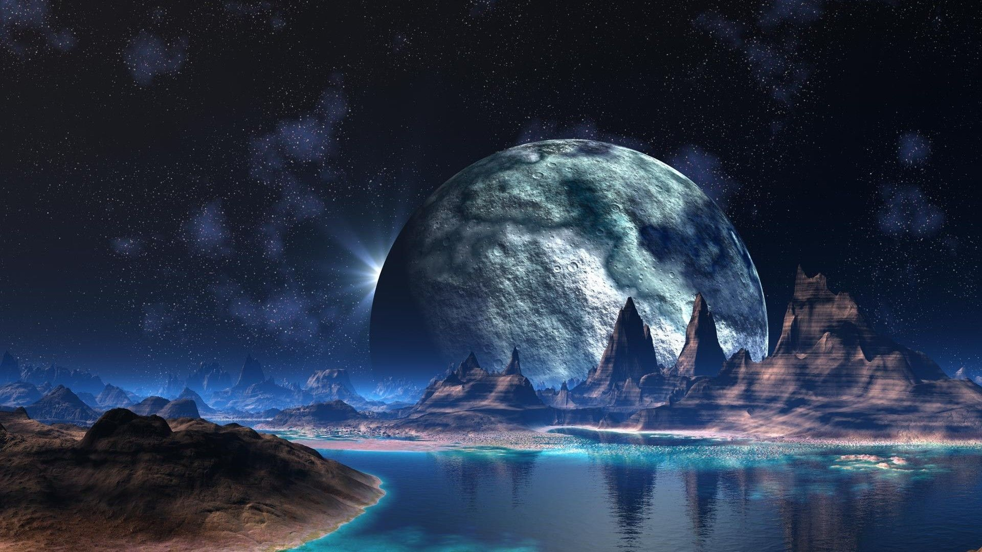 alien world | fantasy hd wallpapers | pinterest | hd wallpaper