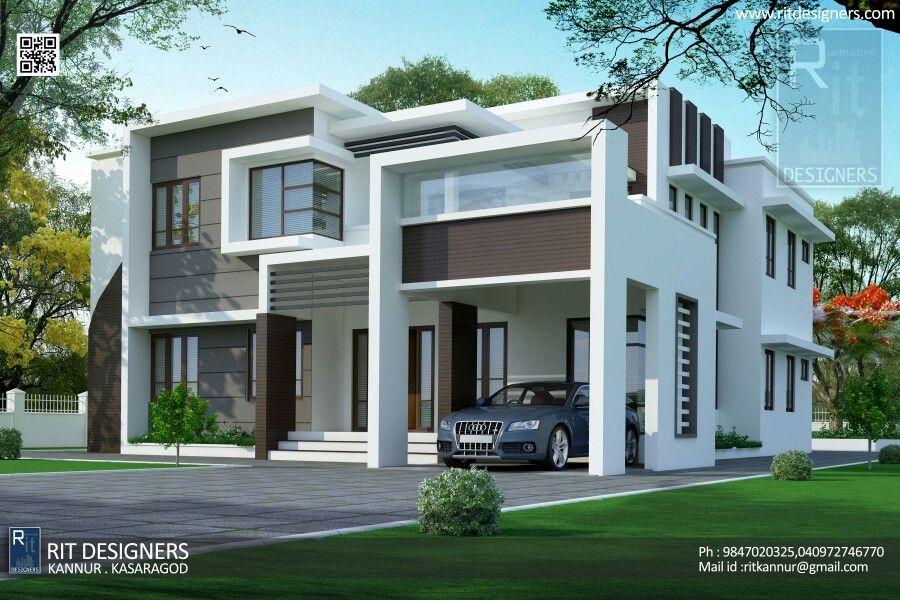 Residence At Thalioaramba With Images Bungalow House Design