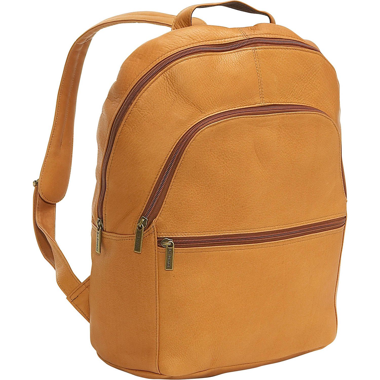 60c3e22faea4 Le Donne Leather Womens Laptop Backpack- Fenix Toulouse Handball