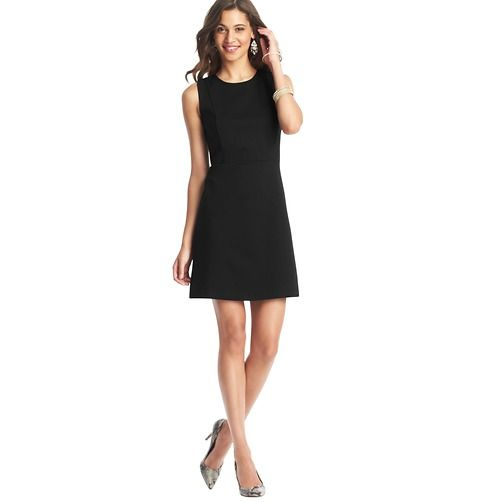 Sleeveless Seamed Flare Dress $29.95 ($79.50)