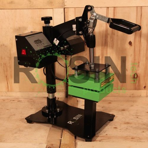 how to make a rosin heat press