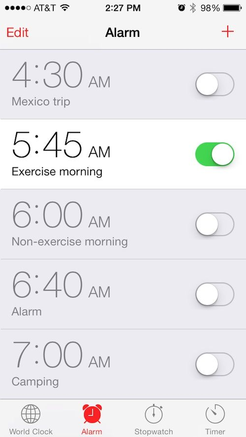 How to set a song as your alarm sound on your iPhone | Alarm app, Alarm sound, Alarm