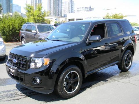 Ford Excape Hybrid On Rims New 2012 Ford Escape Xlt Sport For