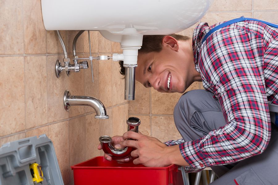 Why we're hiring more plumbers than ever. Can you guess