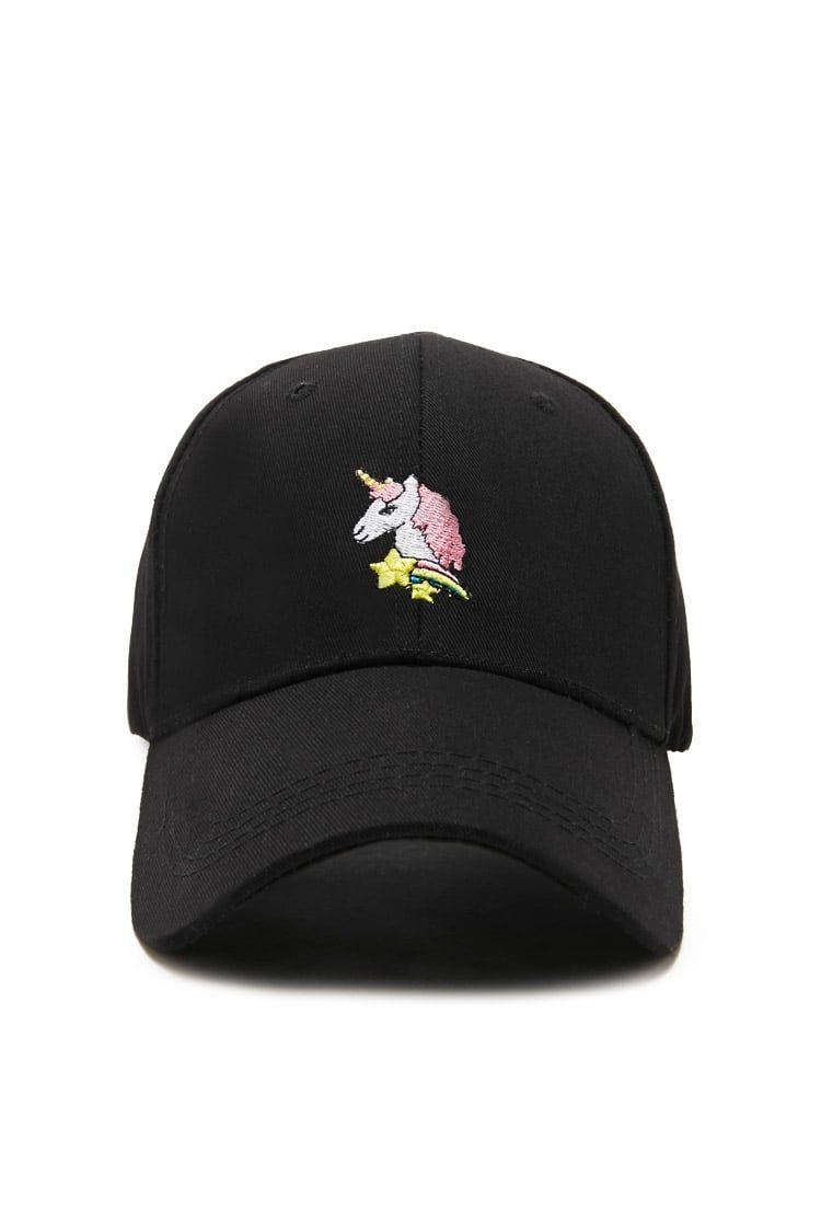 Unicorn Graphic Dad Cap  22d62deef973