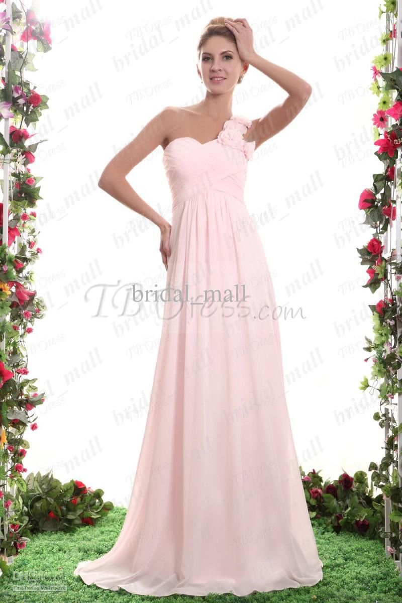 10  images about Bridesmaid dresses on Pinterest - Pink bridesmaid ...
