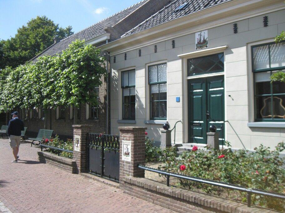 Het Oude Gemeentehuis Op Vlieland Nu Trouwlocatie Zee