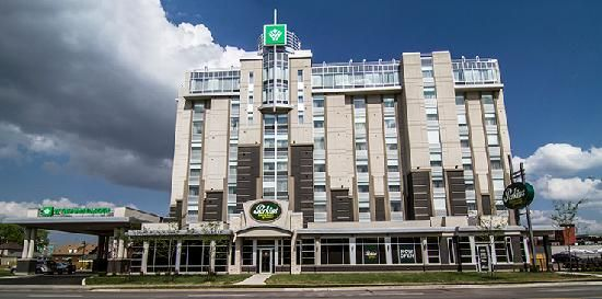 Wyndham Hotel Group Has Announced The Addition Of Garden Fallsview Niagara Falls In Ontario To Upscale Hotels And Resorts Brand S
