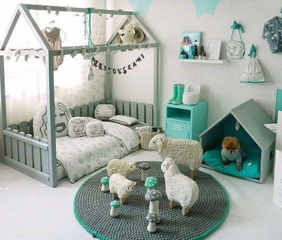 En esta ocasión quiero compartirte 25 diseños de camas infantiles