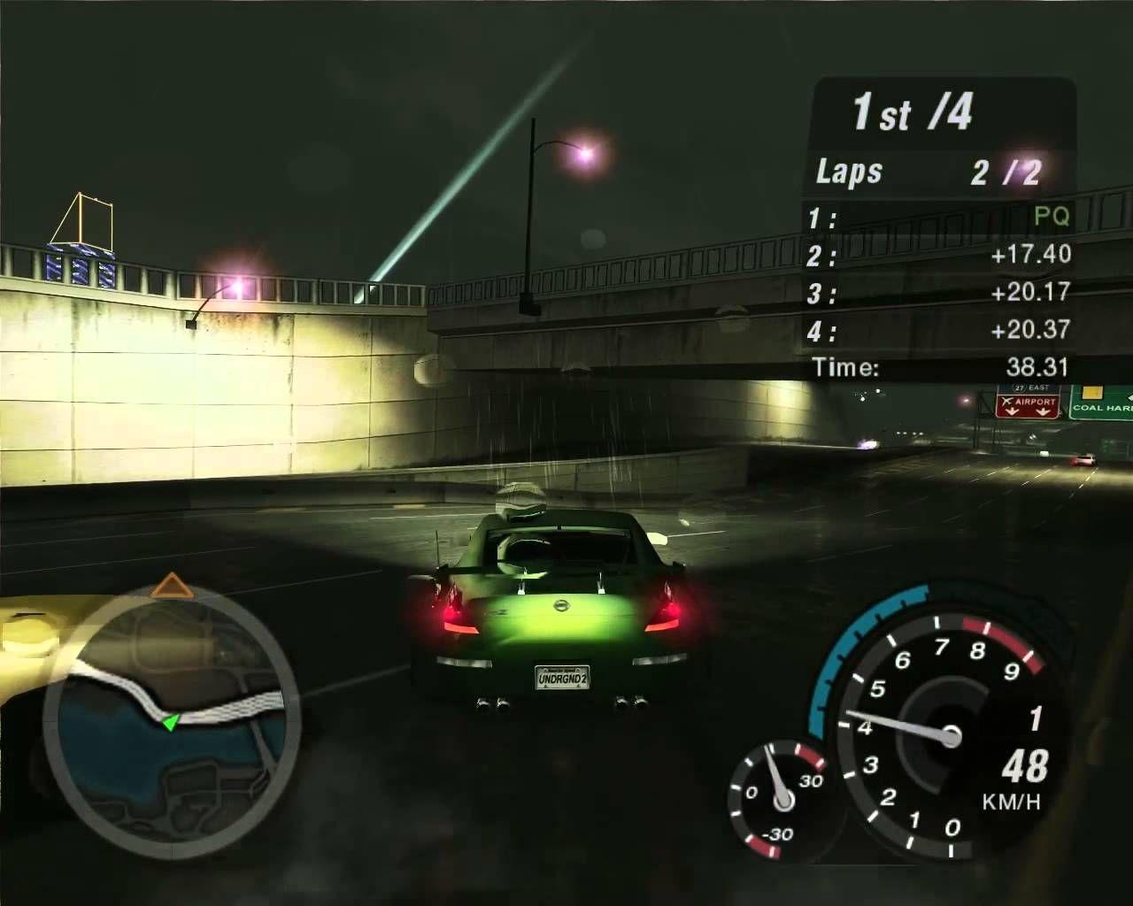 Need For Speed Underground 2 Walkthrough Part 1 Video Games