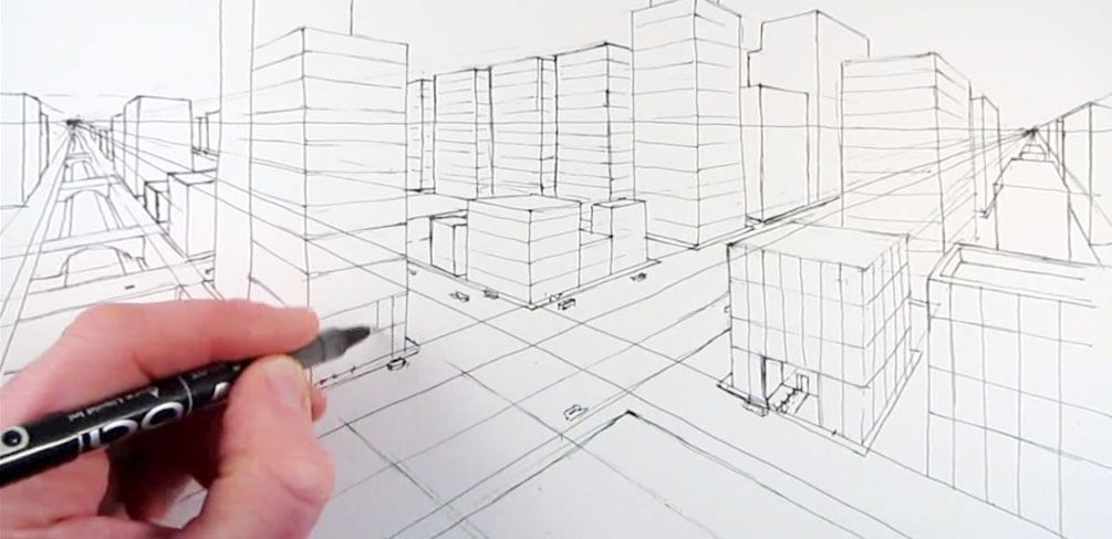 Tutorials for techincal drawing archtiecture studies for Architecture design drawing