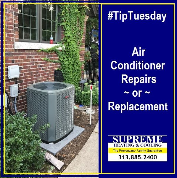 Tiptuesday If Your Air Conditioner Is More Than 10 Years Old 2019