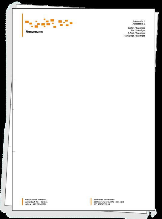 Briefpapier In Vielen Individuellen Designs Gestalten Onlineprintxxl Briefpapier Information Technik Ne Briefpapier Design Briefpapier Briefpapier Vorlage
