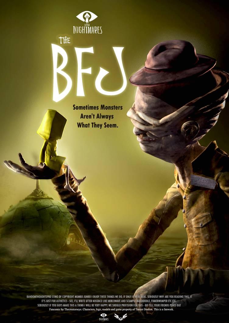 The BFJ - Movie Poster by TheCreatorsEye on DeviantArt