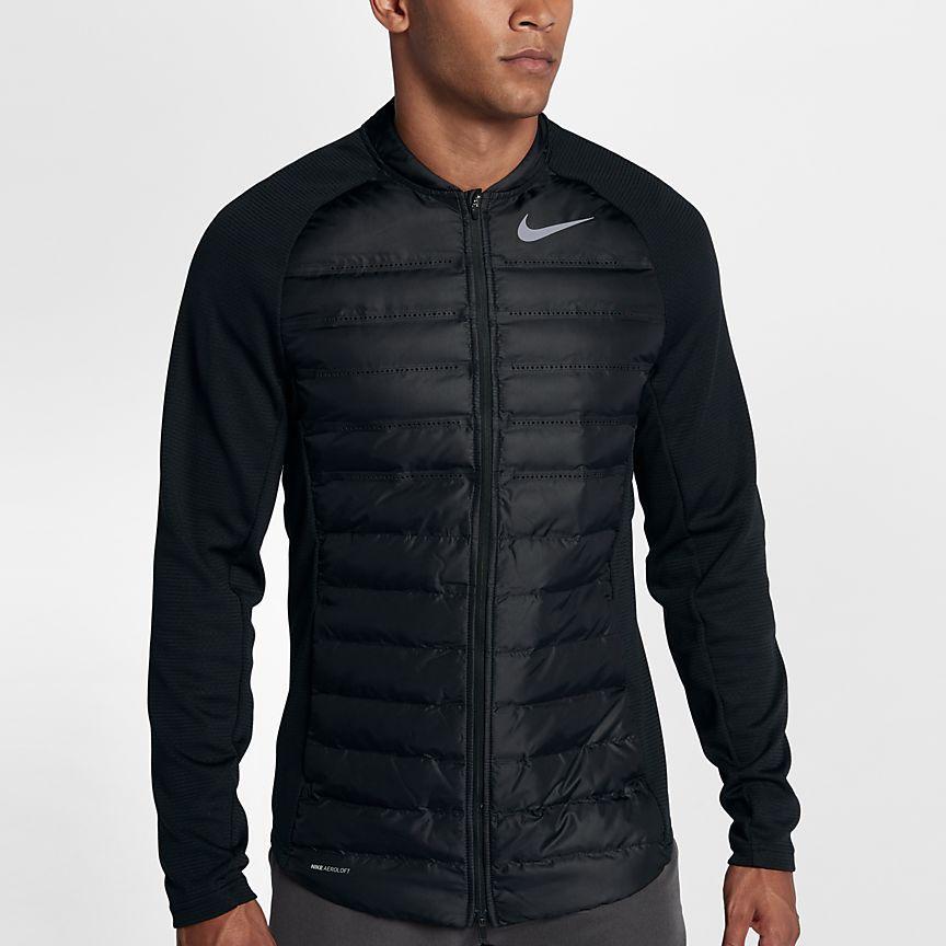 Nike AeroLoft HyperAdapt Men's Golf Jacket | Golfing | Mens