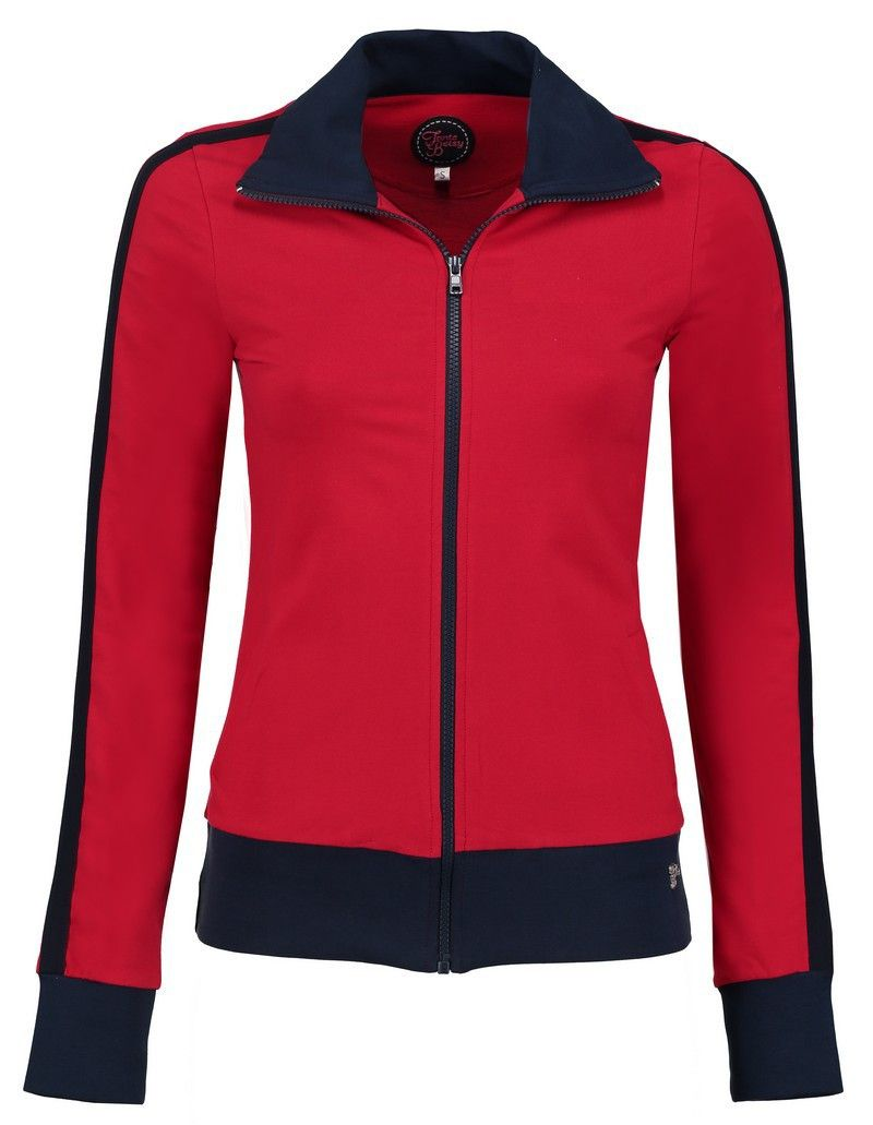 Sporty Jacket Red Tante Betsy Tante Betsy Pinterest