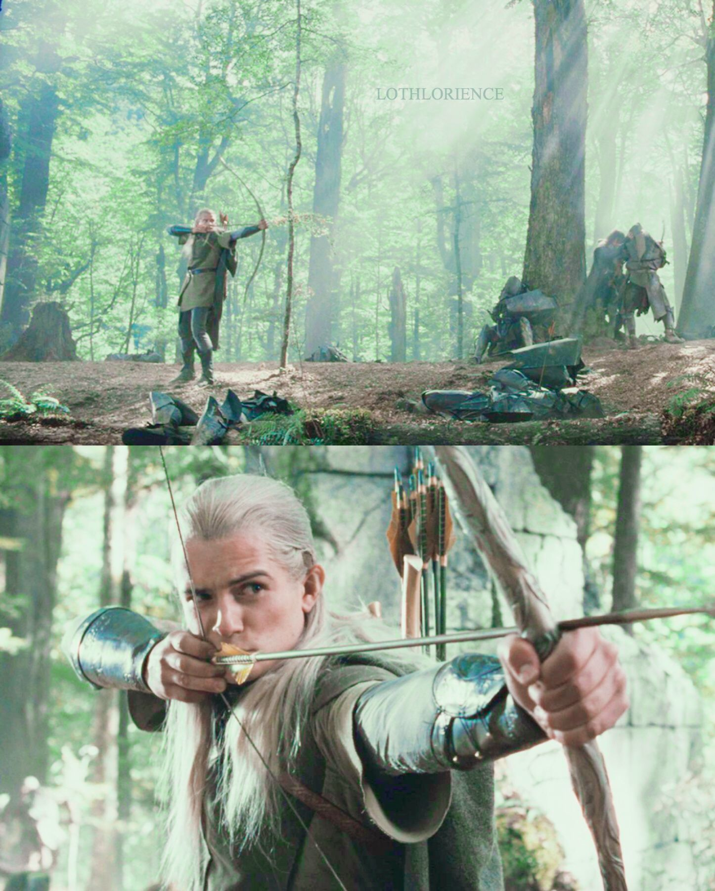 Pin by Elemmire on LOTR/The Hobbit Legolas, Middle earth
