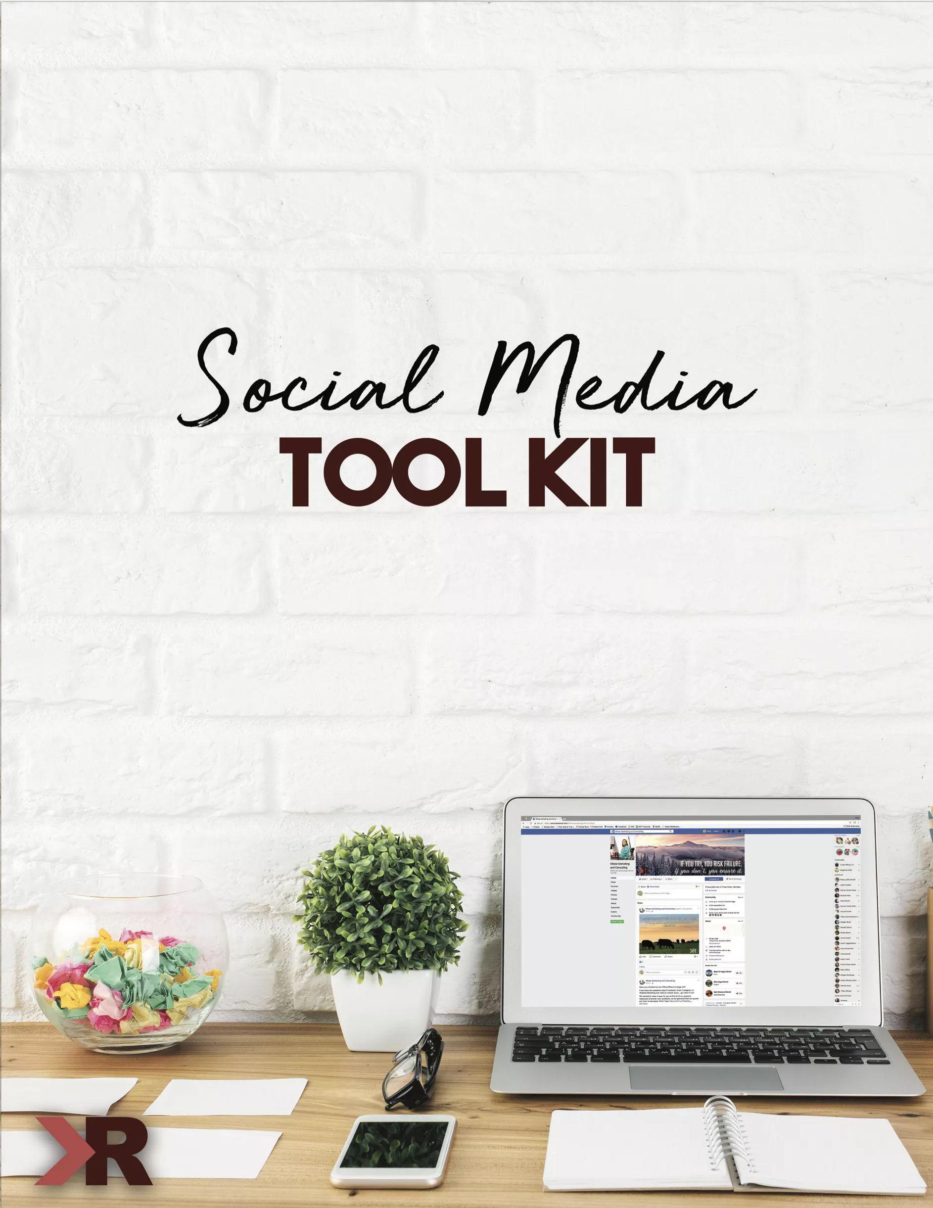 Free Social Media Toolkit