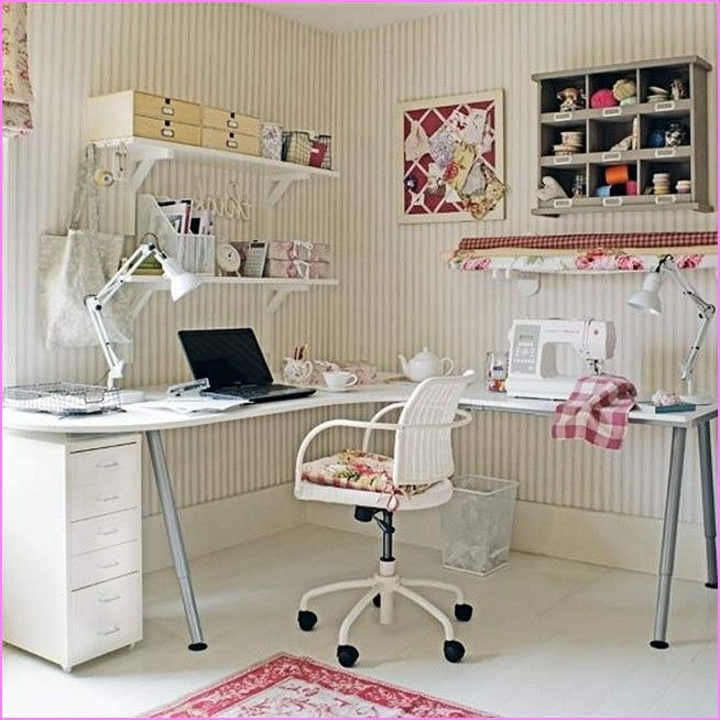 Best Sewing Room Design Ideas Part - 19: Sewing Room Furniture Ideas - Best Home Design Ideas Gallery .