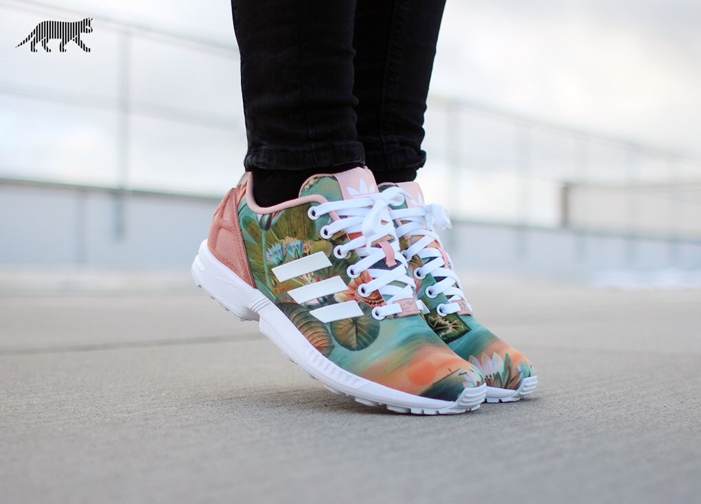 Adidas Flux Dusty Pink