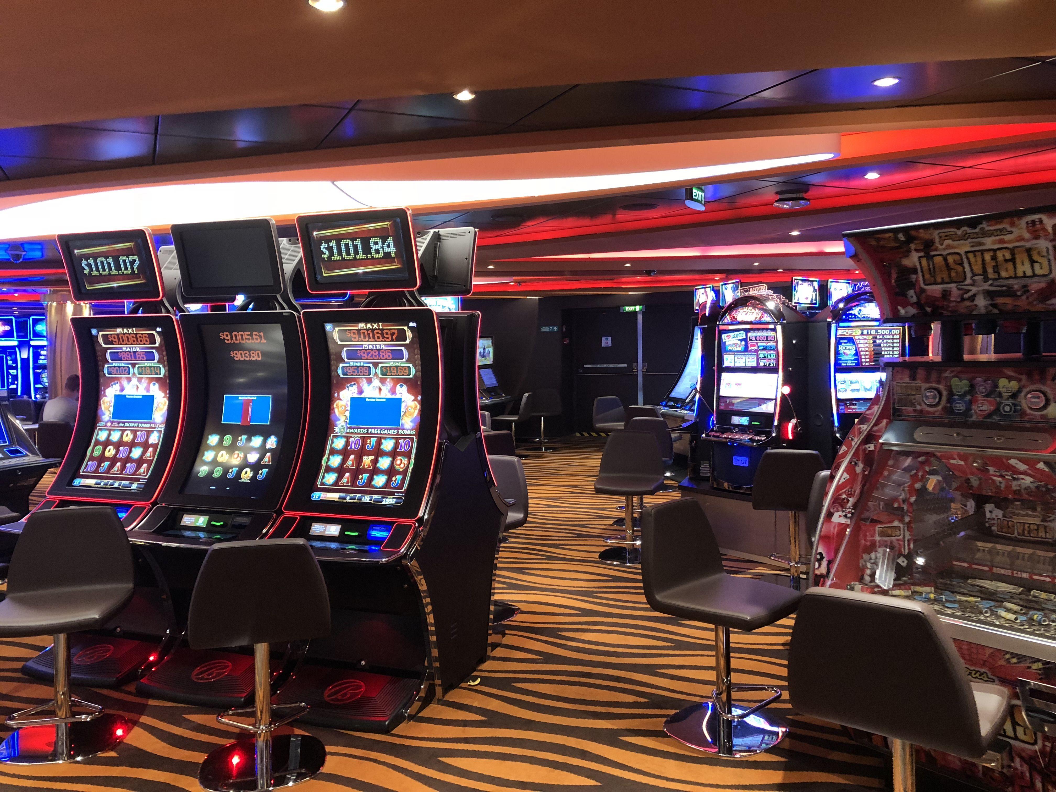 фото Играющие казино в самые колумбус слоты