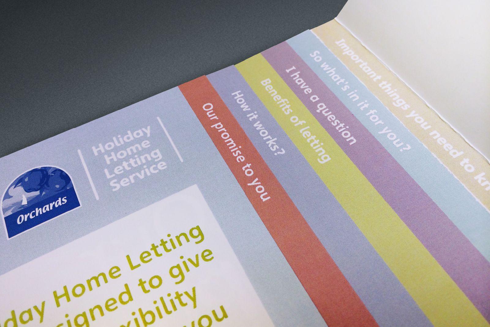 Haven brochure design @satcreative