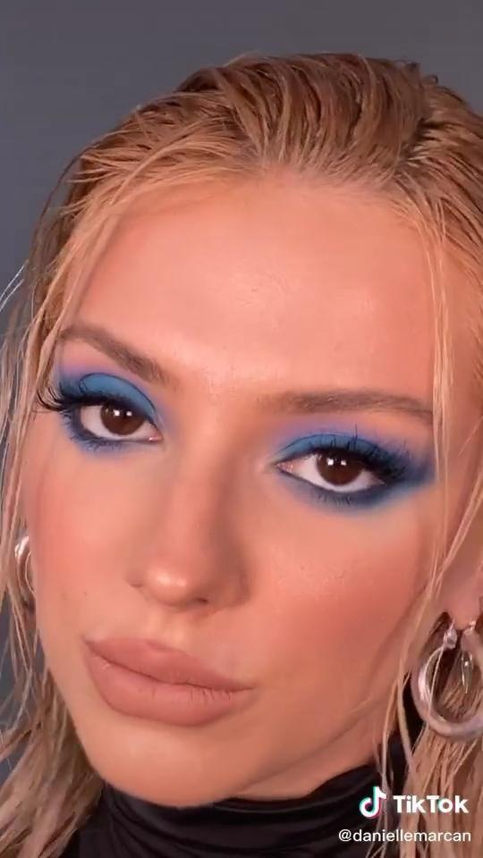 Makeup tutorial tiktok