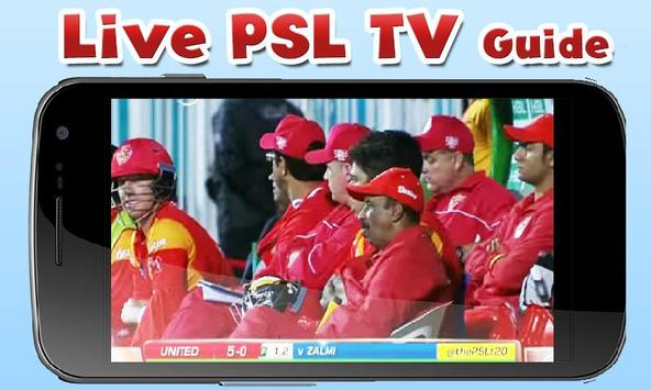 PSL Live PTV Sports TV Guide for Android APK Download