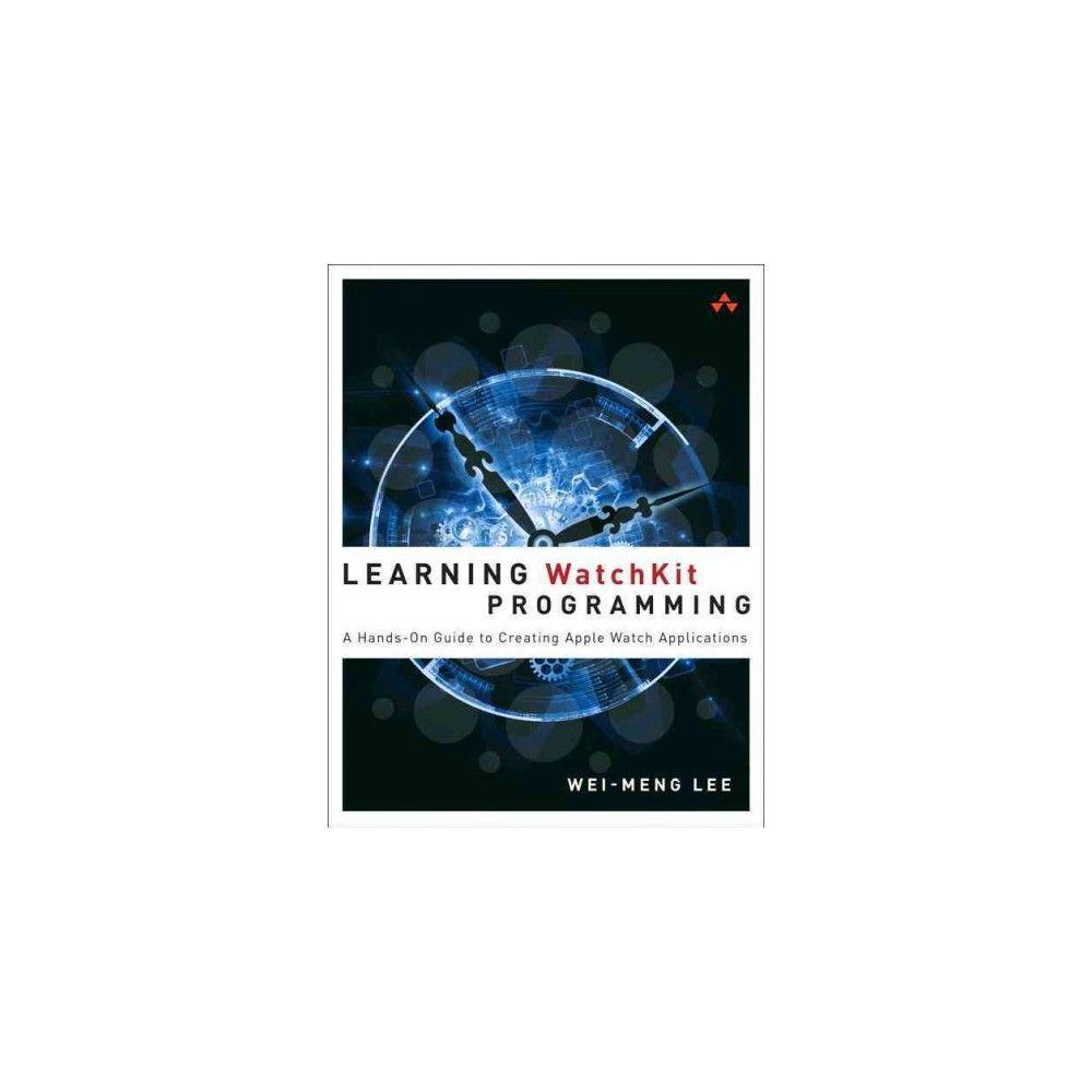 Learning Watchkit Programming (Paperback)