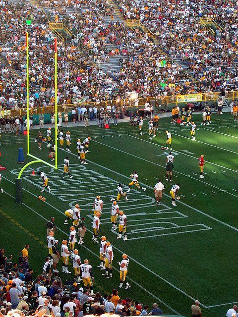 Lambeau Field, Green Bay (Packers) Wisconsin