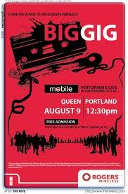 music gig poster - Google Search