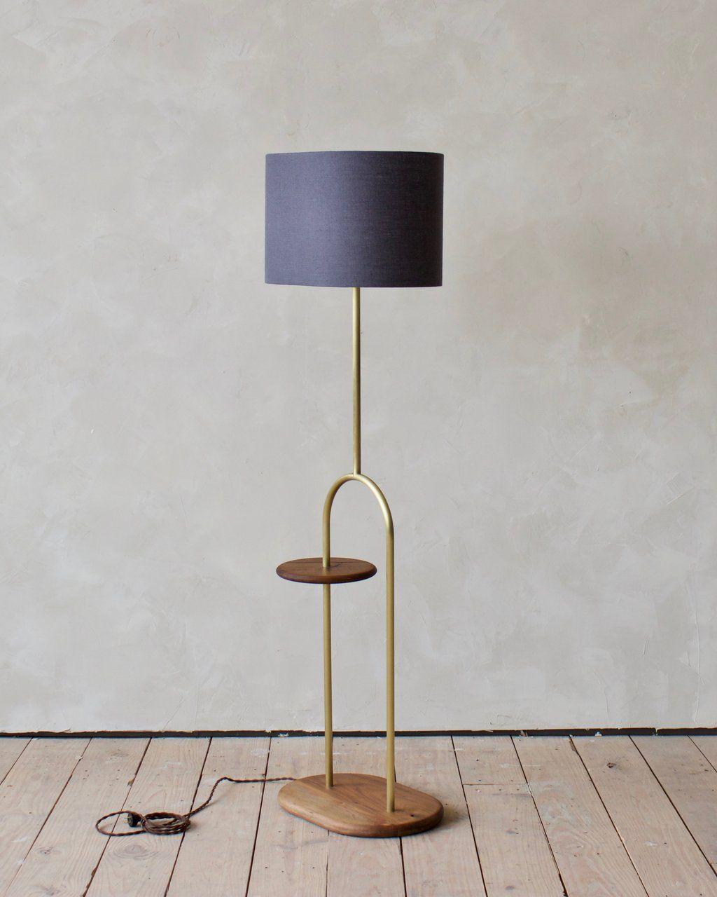 Gustav Floor Lamp Floor lamp, Lamp, Room lamp