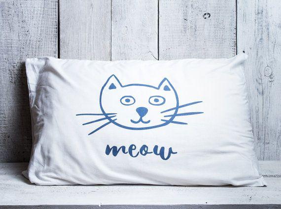 Penguin Gift Pillow Case Cover Relationship Boyfriend Girlfriend Wife Friendship
