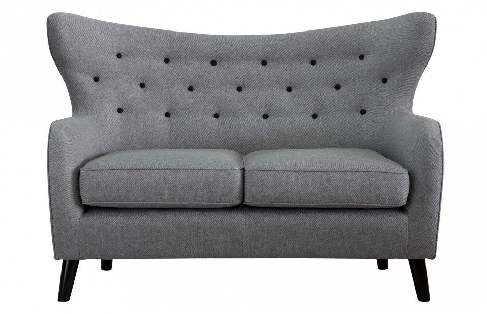 Grey 2 Seater Sofa | two seater sofa | Sofa inspiration ...