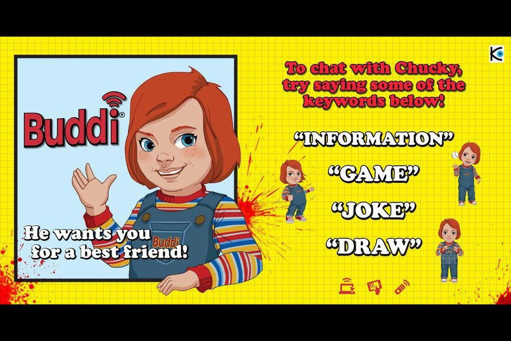 Chucky From Child S Play Meets His Match On Reddit Comments Section Ad Age Kids Playing Chucky Play S