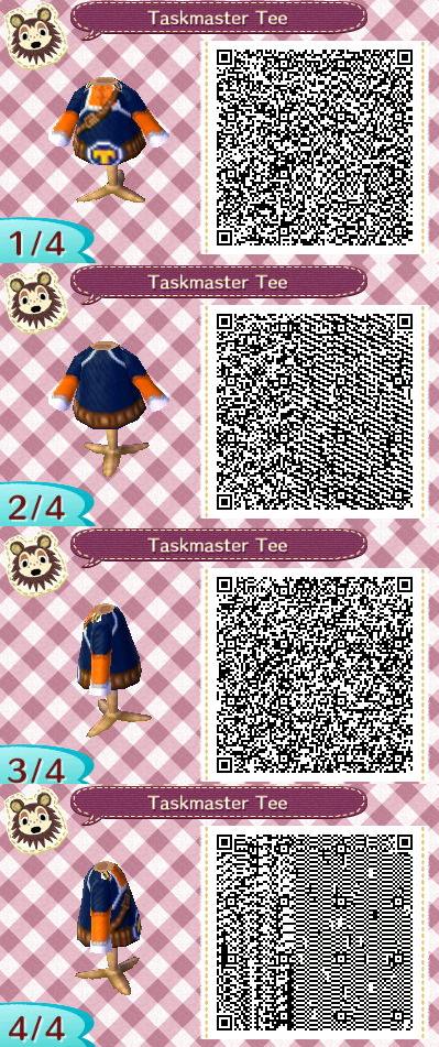animal crossing new leaf shirt patterns