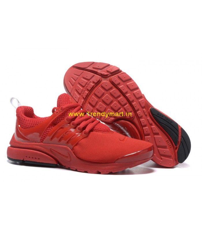 new styles 34954 66e1a Nike Air Presto Red