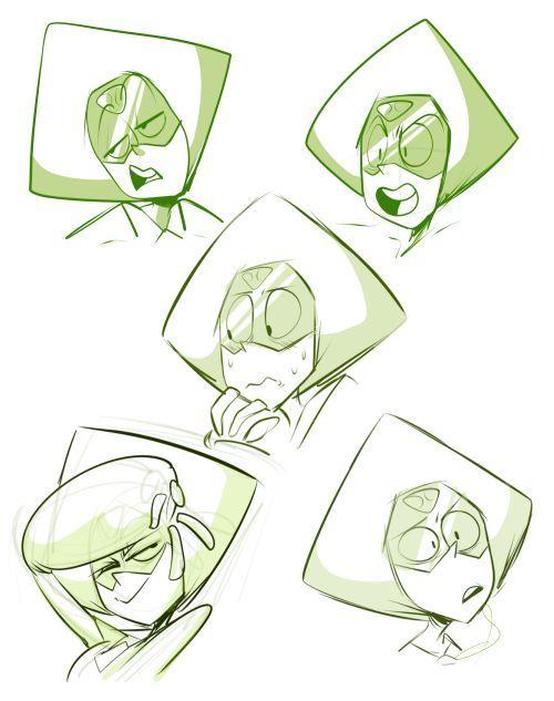 Peridot- Steven Universe