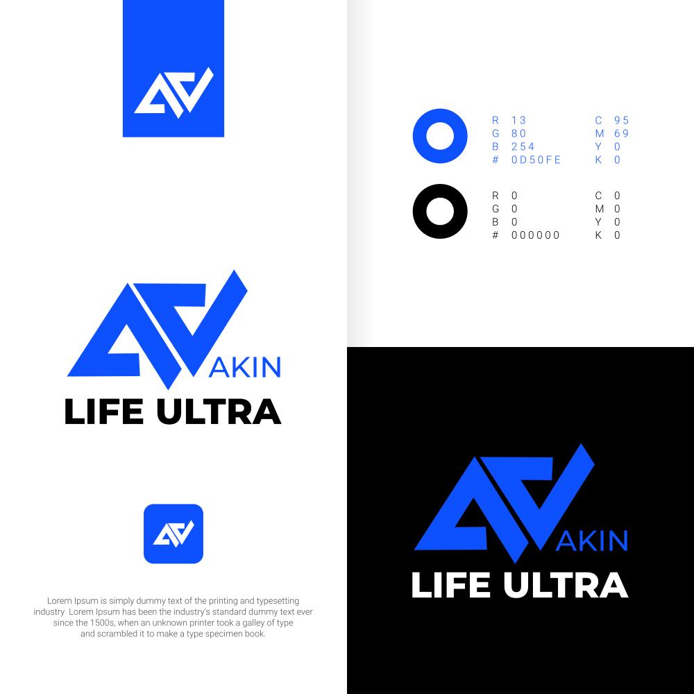 Details Logo Design Avakin Life Ultra Logo Design Lorem Ipsum Design