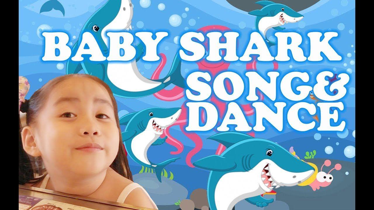 BABY SHARK   Baby shark dance, Baby shark, Shark