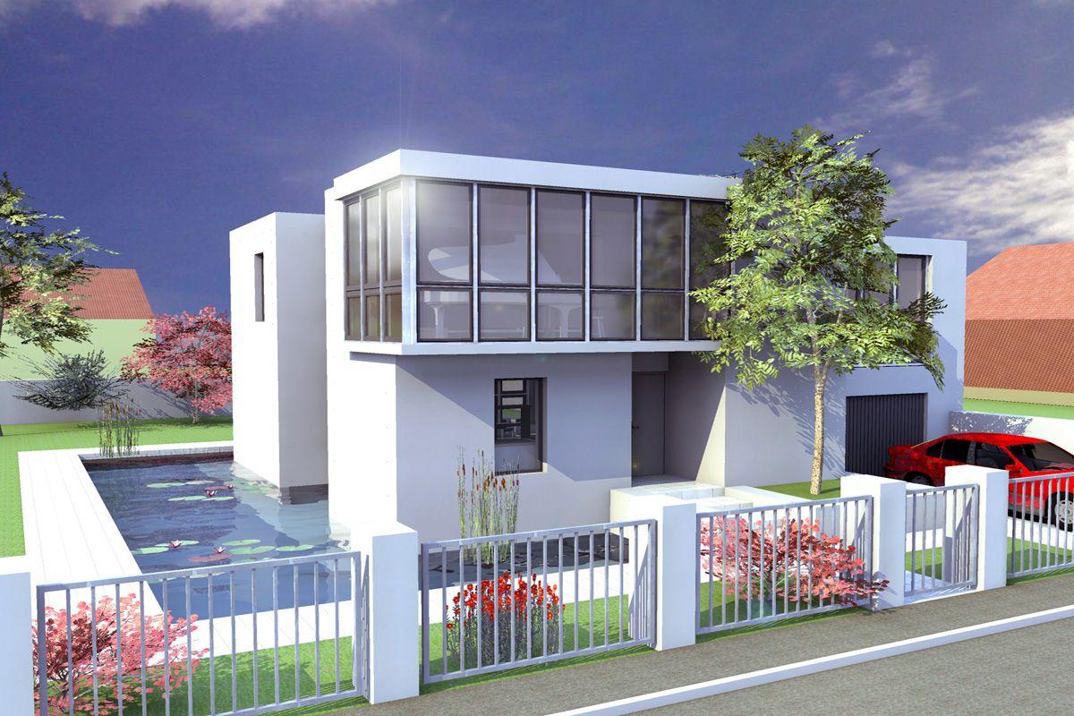 Casa 16 -proiect Arhidesign