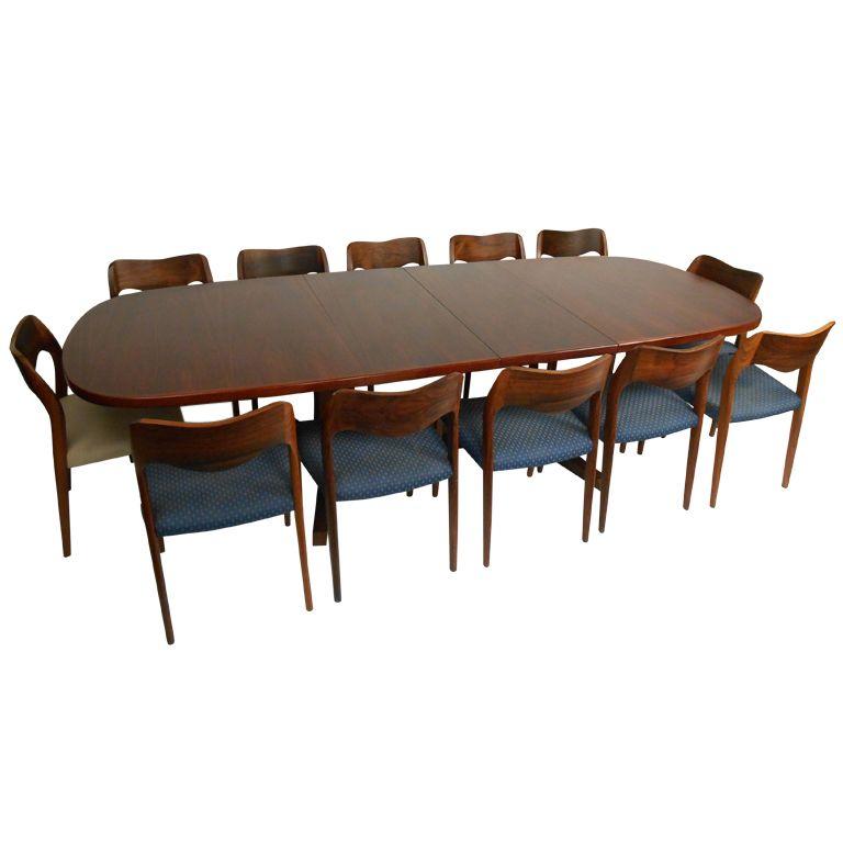 Eßzimmerstühle mid century gudme mobelfabrik table stühle esszimmer und