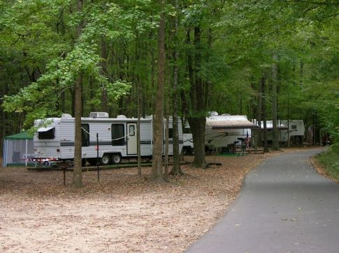Broken bow state park rv hookups