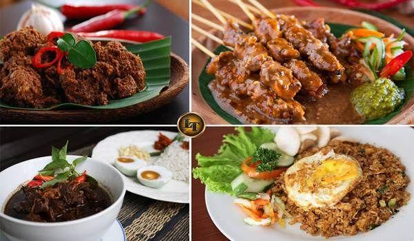 Inilah 5 Makanan Lezat Indonesia Dengan Sejarah Paling Unik