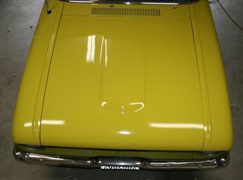 The Secret To Removing Oxidation And Restoring A Show Car Finish To Antique Single Stage Paints Autogeek Net Auto Geek Online Car Car Detailing Fix My Car