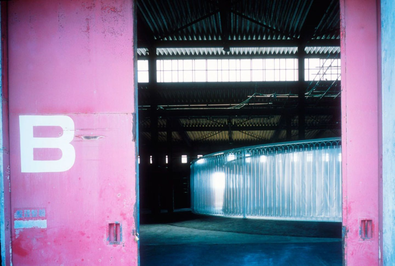 Jun Igarashi Architects, Shinkenchiku-sha · Playhouse for Osaka Contemporary Theater Festival. Japan · Divisare