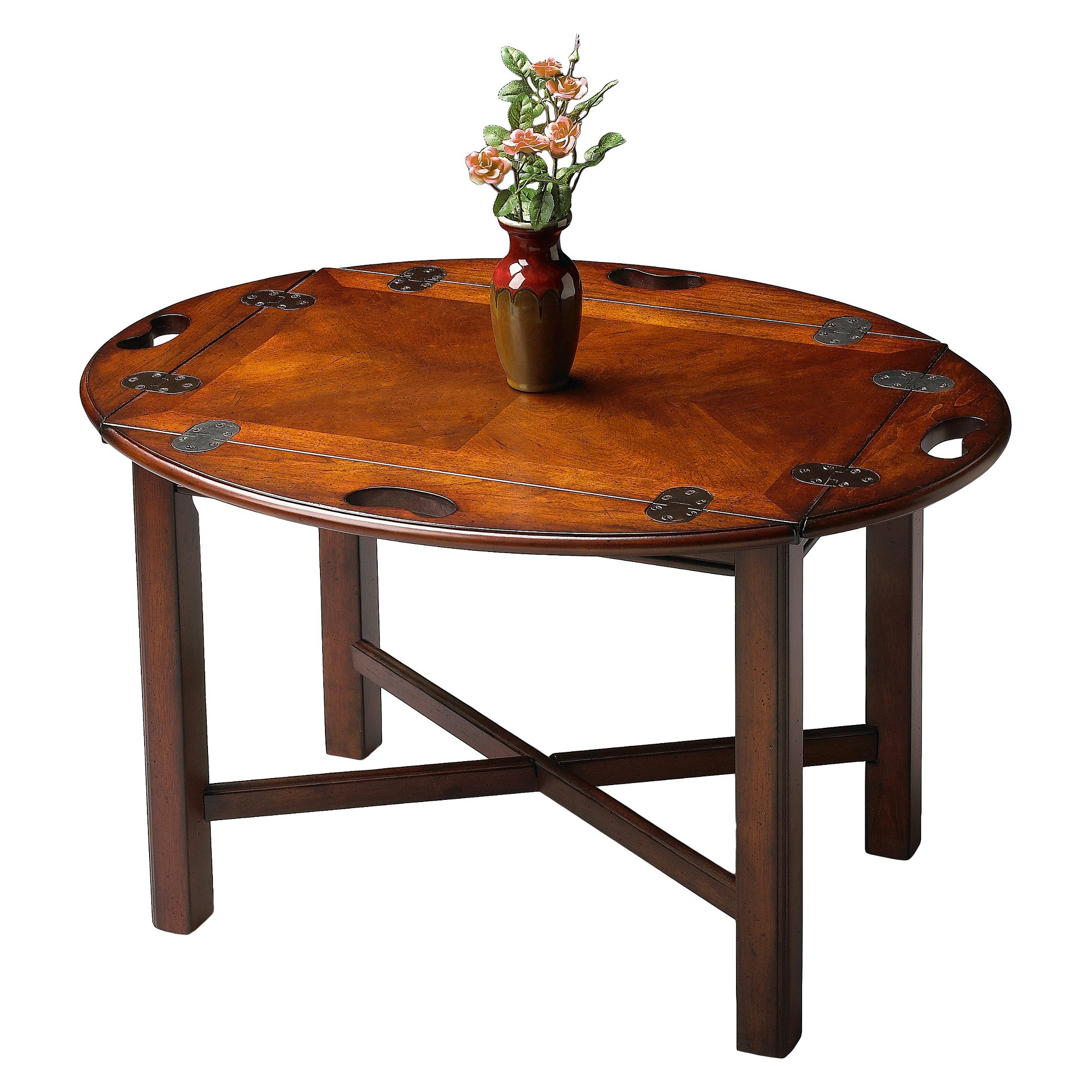 End Table Cherry   Butler Specialty