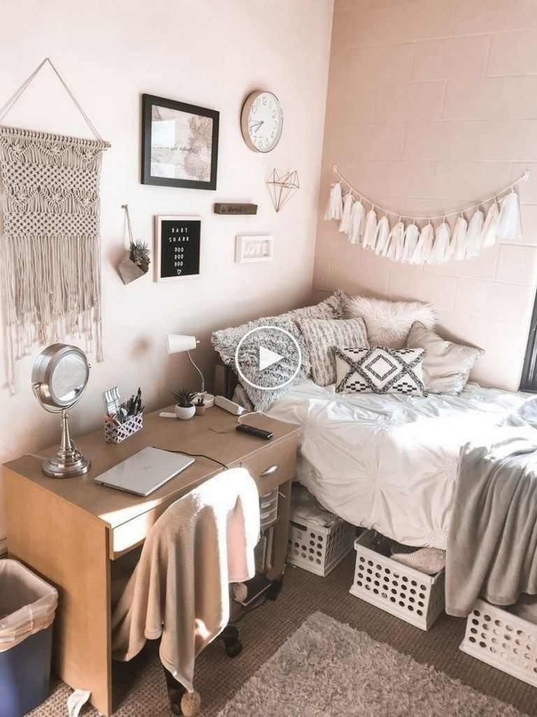 25 Awesome College Bedroom Decor Ideas And Remodel