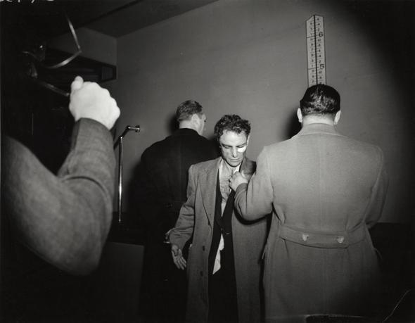 «L'omicidio è il mio mestiere» parola di Weegee