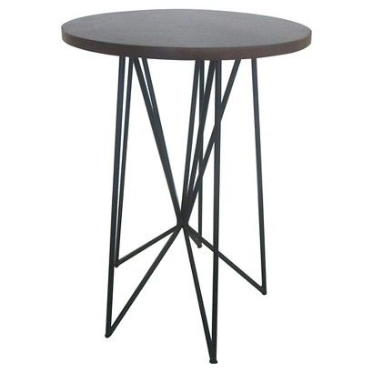 Room Essentials Mixed Material Accent Table Black Accent Table Black Accent Table Table
